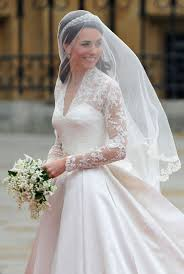 Kate Middleton Wedding Dress Prince William and Princess Kate Middleton (Kate's Curse or Blessing)