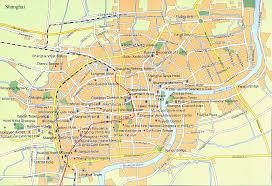 Fuzhou China Map by China Map