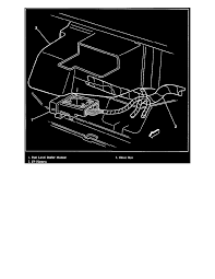 oldsmobile workshop manuals u003e bravada v6 4 3l vin w 1997