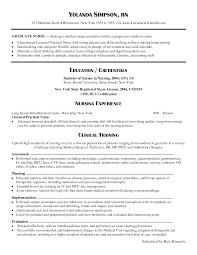 Sample Resume Lpn by Cute Sample Resume Recent Lpn Graduate For Your Sample Resume Lpn