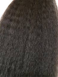 Grey Human Hair Extensions by 14 32 Inch Wrap Around 100 Human Hair Ponytail In Straight 1b