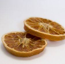Dried Orange Slices - Christmas V Recession