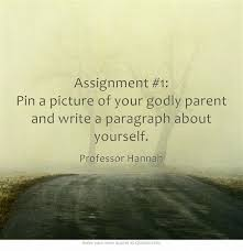 images about FANG University  PJO Class on Pinterest     Assignment     Pin a picture of your godly parent and write a paragraph about
