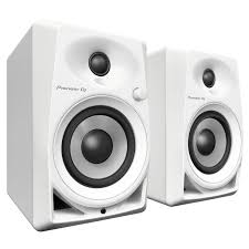 pioneer home theater pioneer dm 40 w compact active monitor speakers with 4
