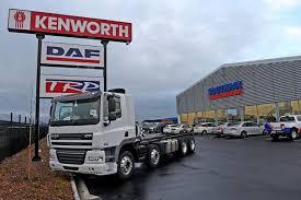 kenworth trucks laverton southpac opens new hamilton branch paccar australia