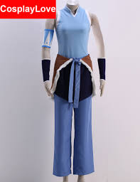 Katara Halloween Costume Buy Wholesale Avatar Cosplay China Avatar Cosplay