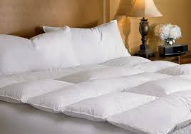 ritz carlton hotel shop featherbed luxury hotel bedding