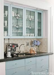 Kitchen Brilliant Cabinet With Glass Doors Ideas Elegant Best - Kitchen cabinet with glass doors