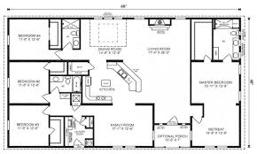 3 bedroom rectangular house plan 1000 images about house plans on