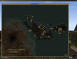 Morrowind Map Great House Fliggerty Downloads