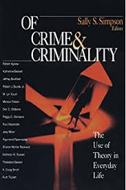 Of Crime and Criminality  The Use of Theory in Everyday Life Amazon com