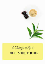 Five Reasons to Love Running in the Spring