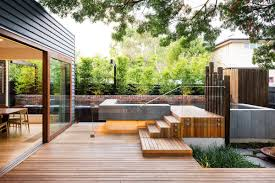 Family Fun Modern Backyard Design For Outdoor Experiences To Come - Contemporary backyard design ideas