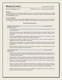 Nursing Resume Template  sample resume for registered nurse     happytom co