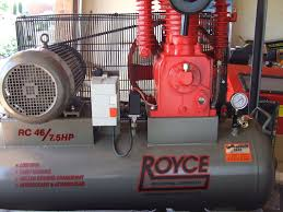 air compressor 35 cfm 2 stage cast iron pump 7 5hp motor 160 litre