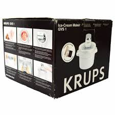 krups ice cream maker gvs141 review redfoal for