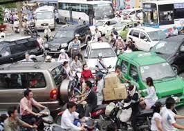 Tản mạn nhân lúc kẹt xe (Phan Thị Quỳnh Như)