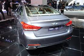 2015 Genesis Msrp 2017 Genesis G80 Sedan Is A Rebadged Hyundai Genesis