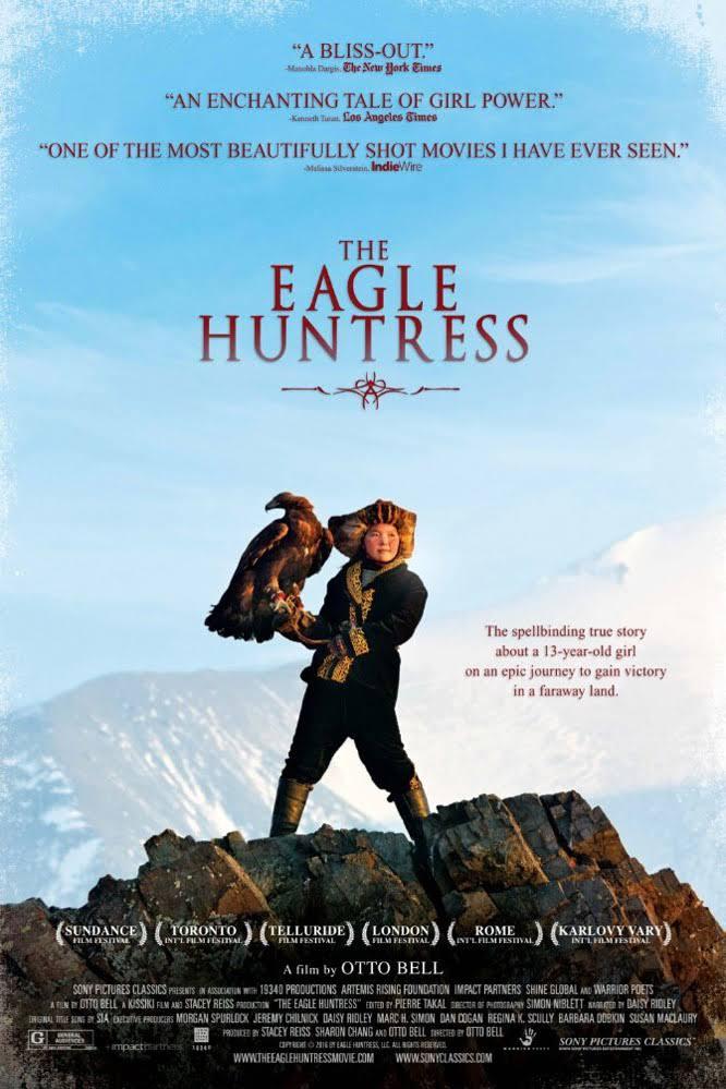 Image result for the eagle huntress