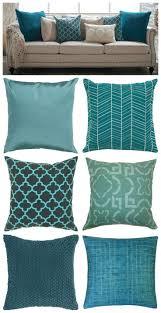cheap decorative pillows for sofa best 25 teal cushions ideas on pinterest teal decorative