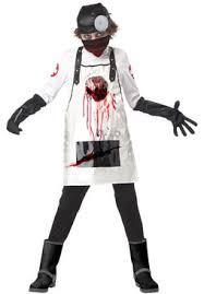 Hannibal Halloween Costume Mental Patient Costume