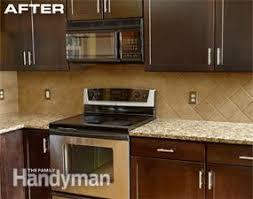 Diy Kitchen Cabinet Refacing Cabinet Refacing Family Handyman