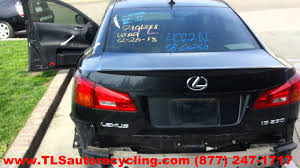 lexus v8 radiator for sale 2008 lexus is250 parts for sale save upto 60 youtube