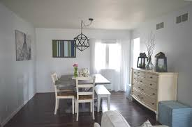 Dining Room Makeovers by Simple Dining Room Makeover Low Cost And Easy Updates U2022 Our