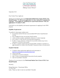 nursing student resume cover letter collection of solutions how to write a nursing externship cover resume best solutions of how to write a nursing externship cover letter on download