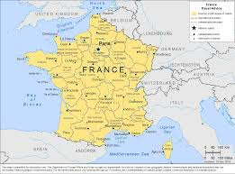 Map Of France And Switzerland by Smartraveller Gov Au France