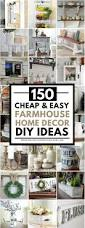 best 25 farmhouse decor ideas on pinterest farm kitchen decor 150 cheap and easy diy farmhouse style home decor ideas