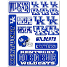 KENTUCKY WILDCATS Stickers (18), FREE shipping offer, 50% off ...
