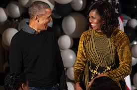 president obama u0026 michelle obama do u0027thriller u0027 dance at white