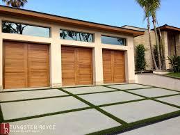 3 Car Garage Garage Doors Tungsten Royce
