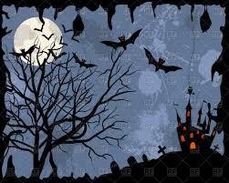 halloween background vector image 107434 u2013 rfclipart