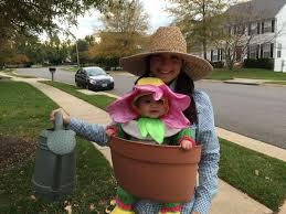 Baby Carrier Halloween Costumes Flower Pot Baby Carrier Halloween Costume Baby