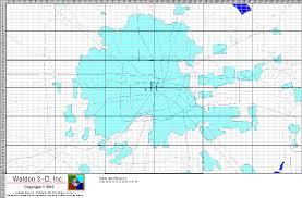 Map Grid Houston Key Map Grid