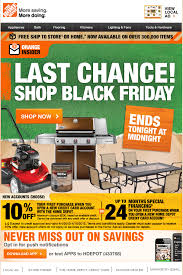 home depot weekly ad black friday april eventful inbox summer emails start sizzling commerce
