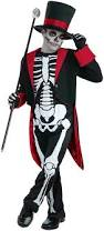 Kids Skeleton Halloween Costume by Amazon Com Forum Novelties Mr Bone Jangles Costume Large Toys