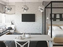 Studio Apartment Interior Design With Cute Decorating Ideas - Interior design studio apartments