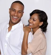 DeVon Franklin  Meagan Good Talk Love  Sex and Marriage in New      Photo  Courtesy of Omg  Publicity DeVon Franklin and Meagan Good release their first book   quot The Wait quot  on February