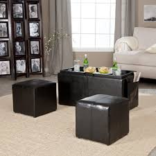 Large Storage Ottoman Coffee Table by Coffee Table Hartley Coffee Table Storage Ottoman With Tray Side