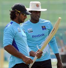 Mathews is a natural leader, says Sangakkara