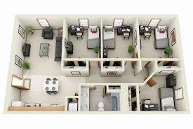 apartment apartment 3d floor plans images home design photo