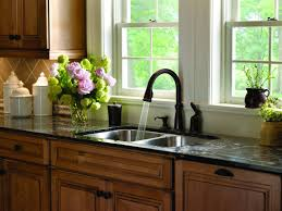 bronze faucet kitchen best 20 oil rubbed bronze faucet ideas on kitchen beautiful color to install your kitchen sink with bronze