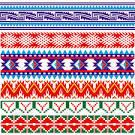 native american border designs