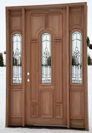 exterior design rectangular mystic entry door with sidelights for
