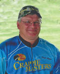 Host Paul Alpers, Crappie Masters, will take you on the water, with how-to, ... - tourn1478paul