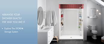 Sterling Plumbing Bathroom And Kitchen Products Shower Doors - Plumbing for bathroom