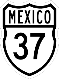 Mexican Federal Highway 37